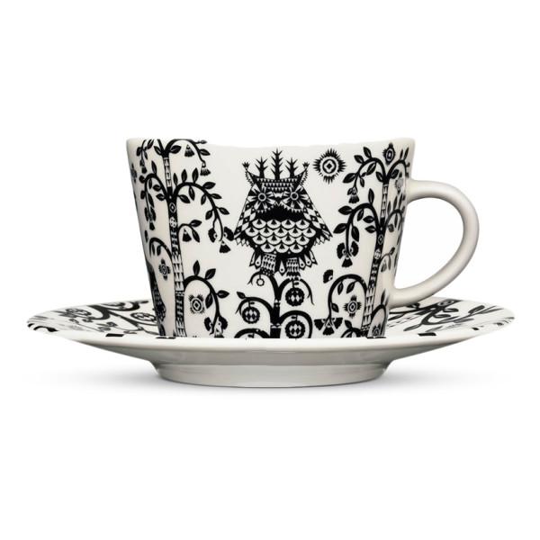 Iittala Taika Coffee/Cappuccino Cup, Black