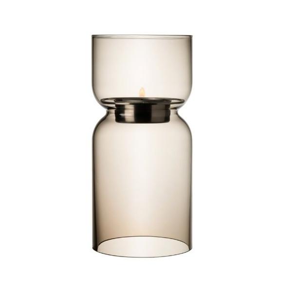 Iittala Koskinen 7-1/2-Inch Lantern, Sand
