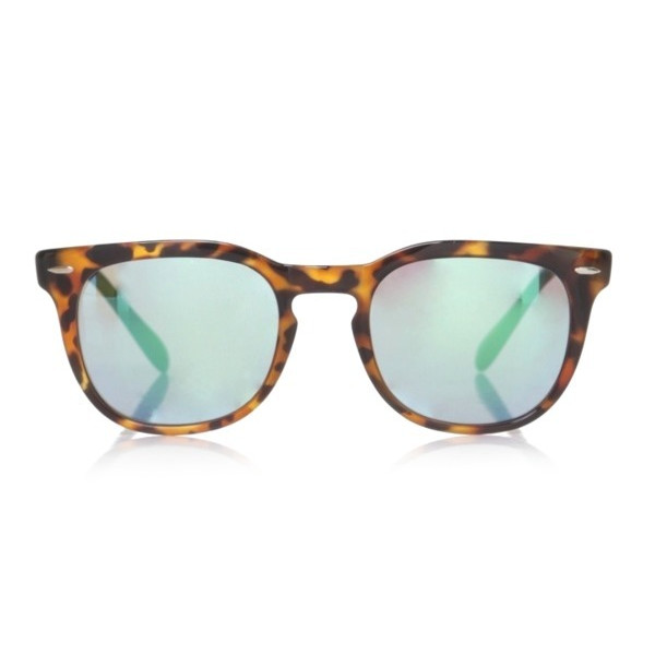 Spektre Tortoise Shell Memento Audere Semper Sunglasses