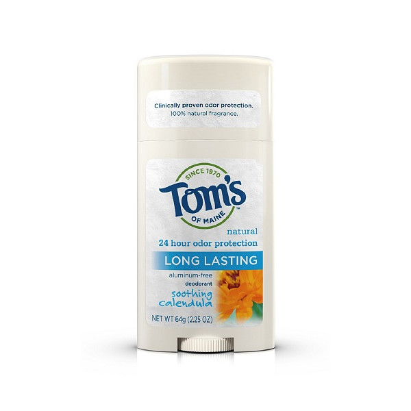 Tom's of Maine Natural Long Lasting Deodorant, Soothing Calendula