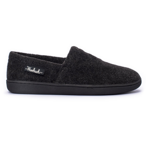 Woolrich Chatham Run Slippers, Charcoal