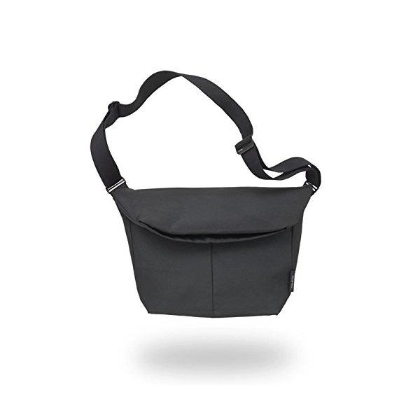 Cote&Ciel sacoche Messenger 15 pouces, Eco Yarn, noir