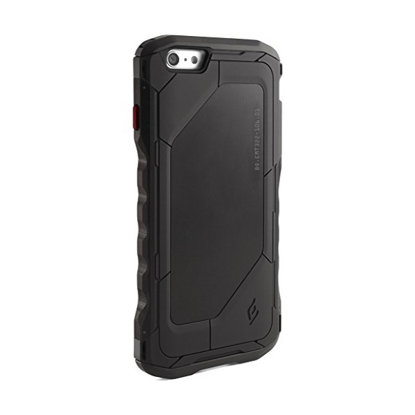 Element Case Black Ops Premium Mil-Spec G10 Composite Case for iPhone 6 / iPhone 6s (EMT-322-106D-01)