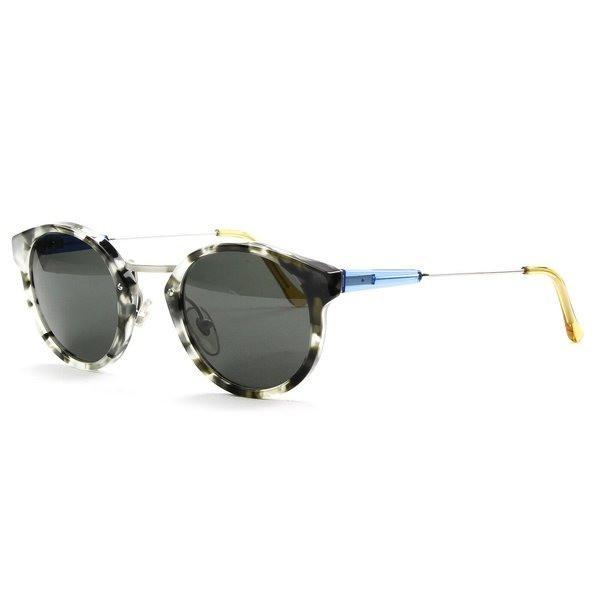 RETROSUPERFUTURE Sunglasses Panama 899 Trio Relic, Zeiss Lenses