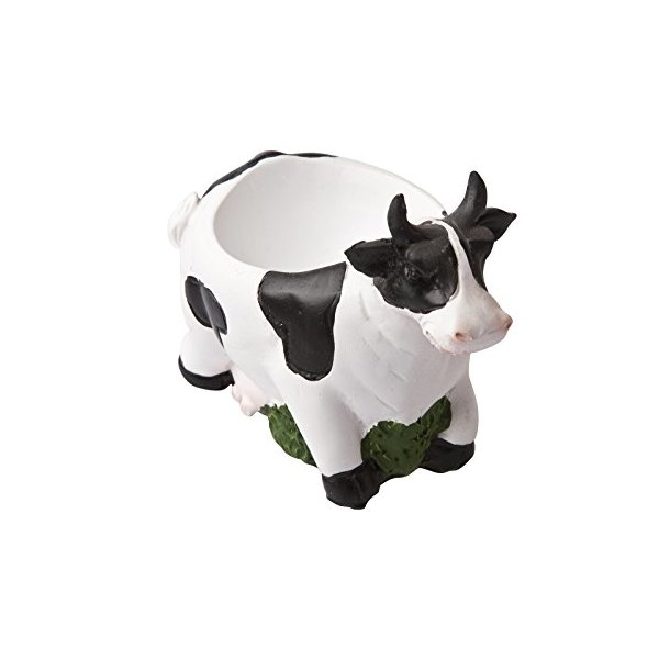 Novelty Animal Farmyard Egg Cups (Cow)