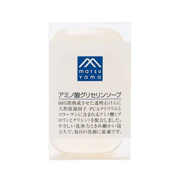 M mark amino acid glycerin soap