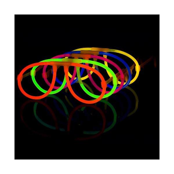 10 X Glowhouse Premium Glow Glasses (Mixed)