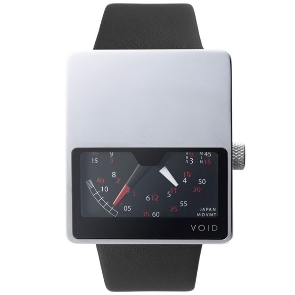 VOID V02 Watch, Polished