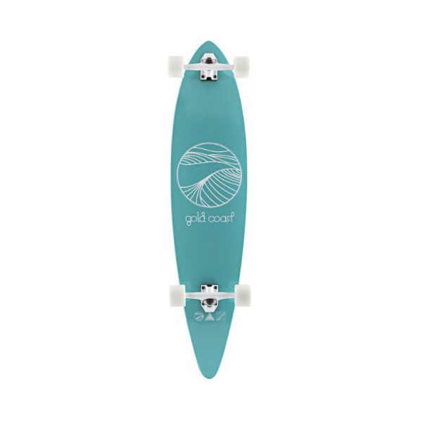 Goldcoast Complete Longboard Floater Skateboard