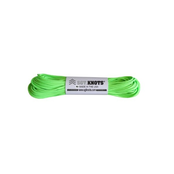 SGT KNOTS® Polyester Paracord 100 Feet
