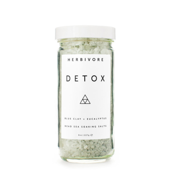 Herbivore Botanicals, Detox Dead Sea Bath Salts