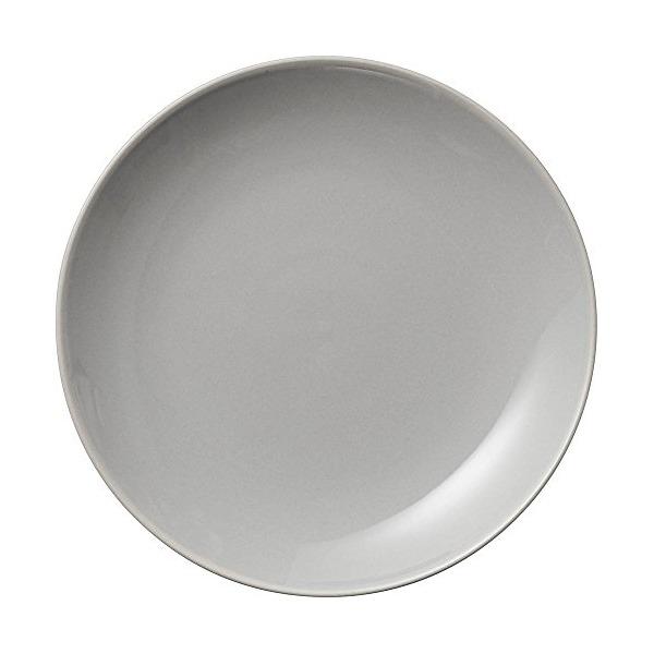 Bloomingville Caroline Plate - Grey - 20 cm