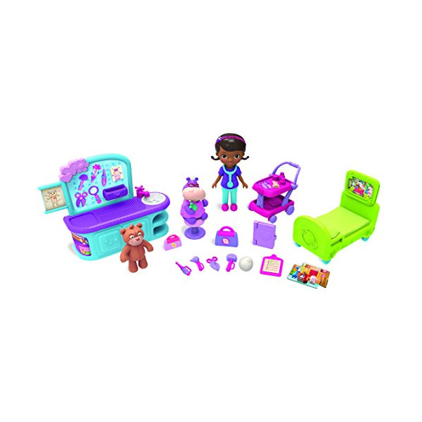 Doc McStuffins Hospital Stay