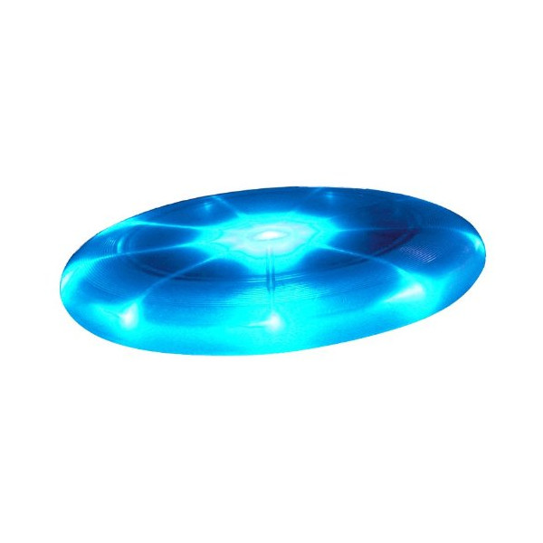 Nite Ize Flashflight L.E.D Light Up Flying Disc (Blue, Large)