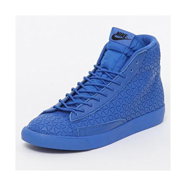Nike Men's Blazer Mid Metric QS RoyalBlue 744419-400 (SIZE: 9)