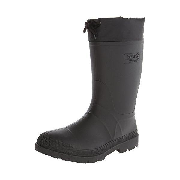 New Kamik Men's Hunter Boot Black 9