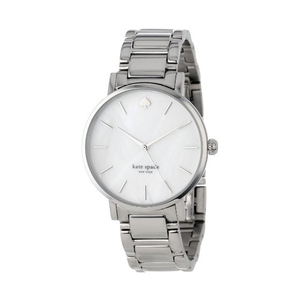 "kate spade new york Women's 1YRU0001 ""Gramercy"" Stainless Steel Watch"