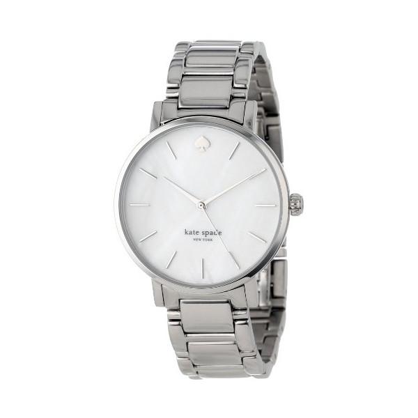 "kate spade new york Women's 1YRU0001 ""Gramercy"" Stainless Steel Watch"