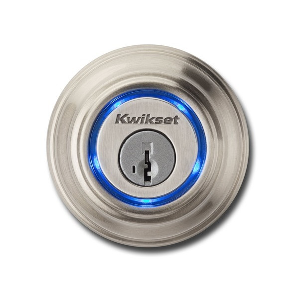 Kwikset Kevo Bluetooth Enabled Deadbolt for iPhone
