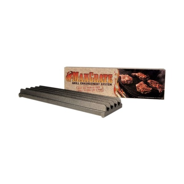 ManGrate IG-B Grill Enhancement System, One ManGrate