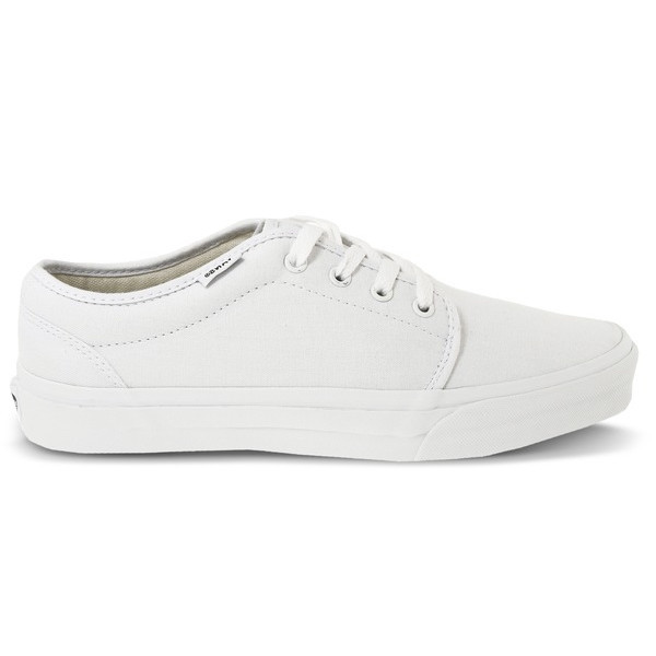 Vans Classic Vulcanized White Men's Trainers