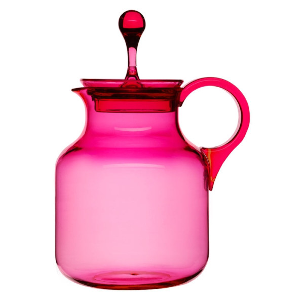 Sagaform Happy Days Pitcher, Pink