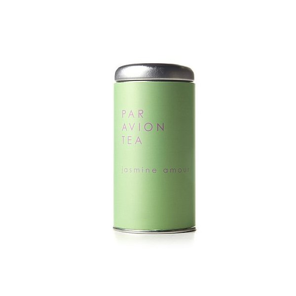 Par Avion Jasmine Amour Tea Sachets in Artisan Tin