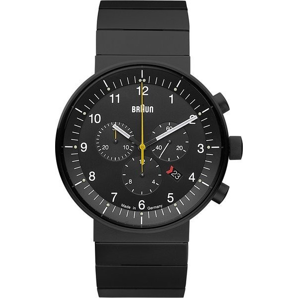 Braun Men's Prestige Chronograph Watch