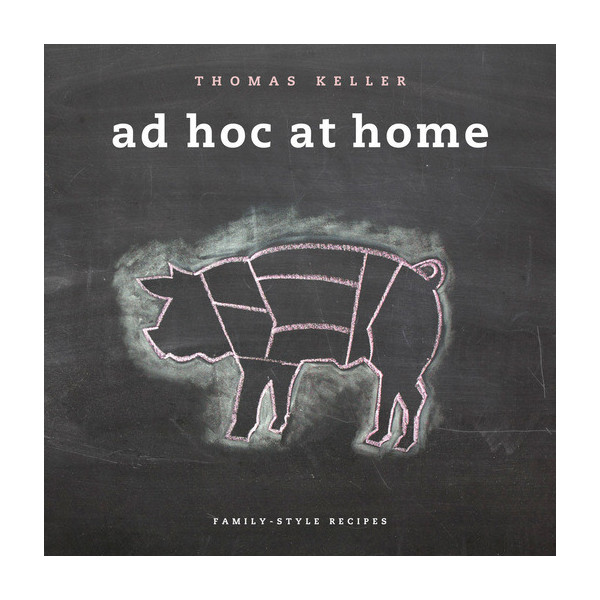 Ad Hoc at Home [Hardcover]