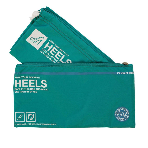 Flight 100 Go Clean Heals, Teal