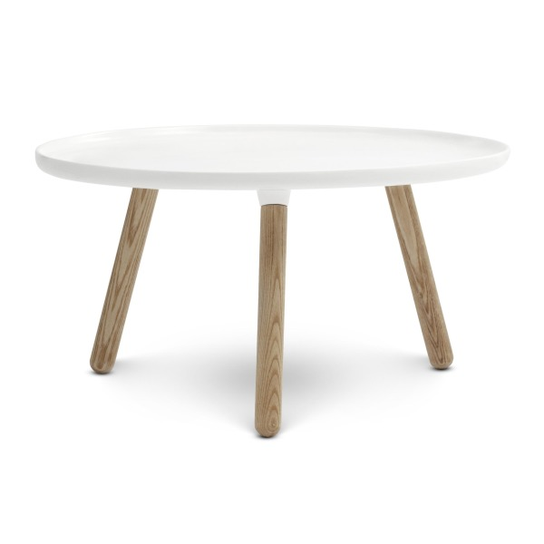 Tablo Coffee Table, Large, White