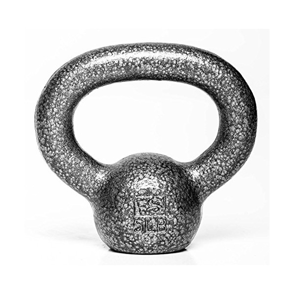 Fitness Solutions Hammertone Kettlebells (5 Pounds)