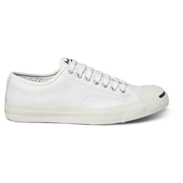 Converse Unisex Jack Purcell® Signature Ox White