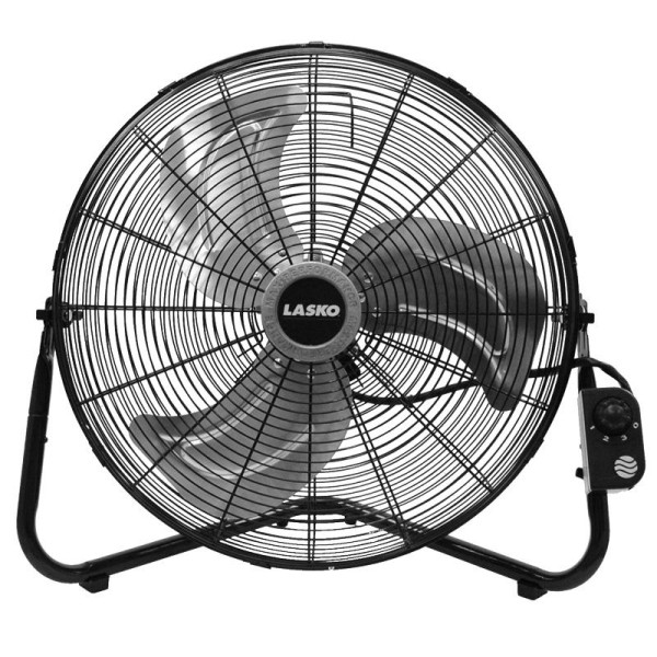 Lasko Max Performance High Velocity Floor/Wall Mount Fan