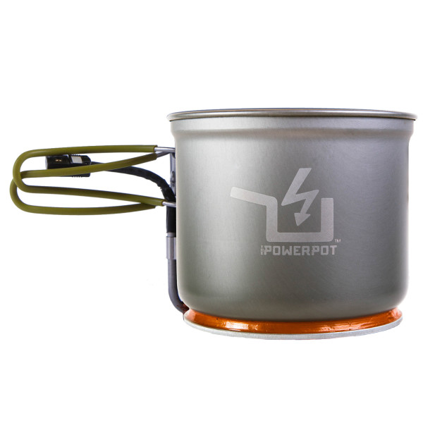 PowerPot 5 - Charge Devices While You Cook