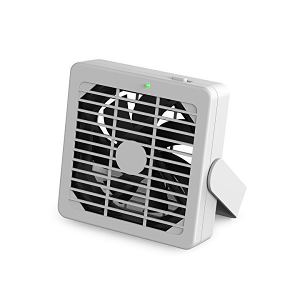 Fred & Friends Fred Little Big Fan USB, White