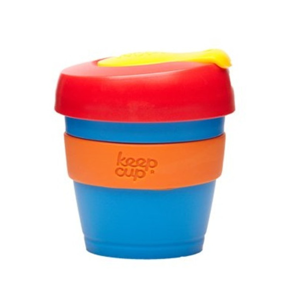 KeepCup The Worlds First Barista Standard 4-Ounce Extra Small Reusable Cup
