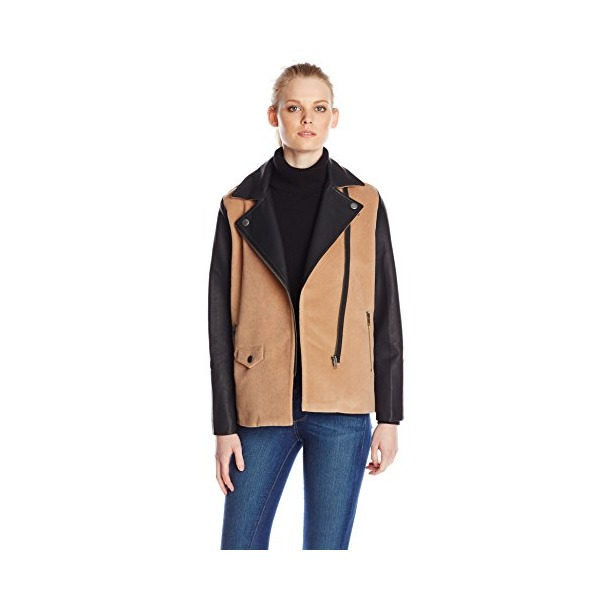 Lovers+Friends Women's Darling Coat, Camel, Small
