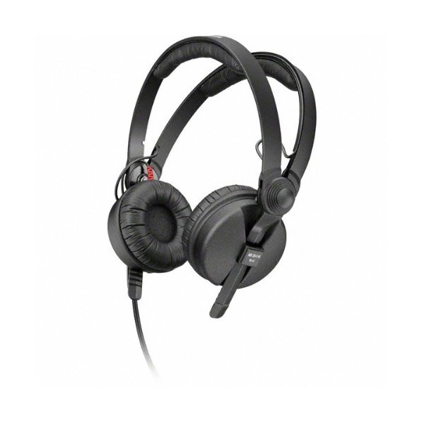 Sennheiser HD 25 Basic Edition, Closed Headphone for ENG/DJ use with split headband