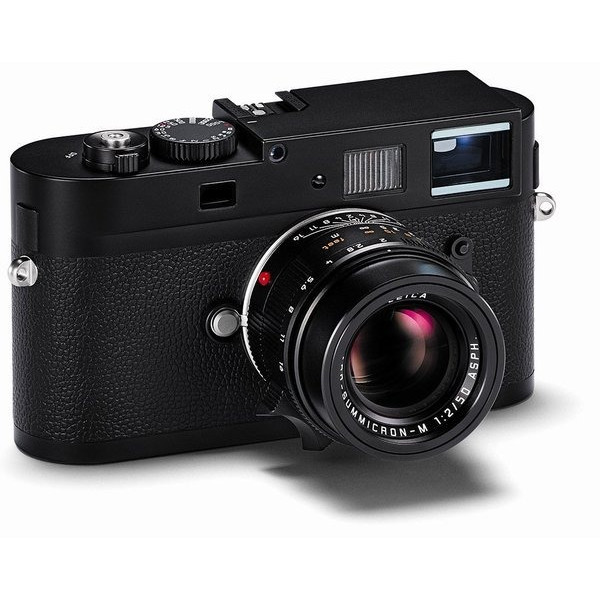 Leica 10760 M Monochrom 18MP Compact System Camera with 2.5-Inch TFT LCD- Body Only