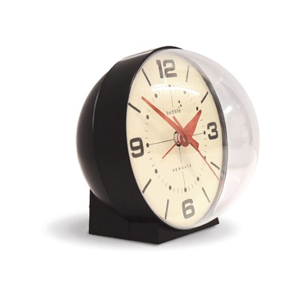 Newgate Bubble Mantel Alarm Clock