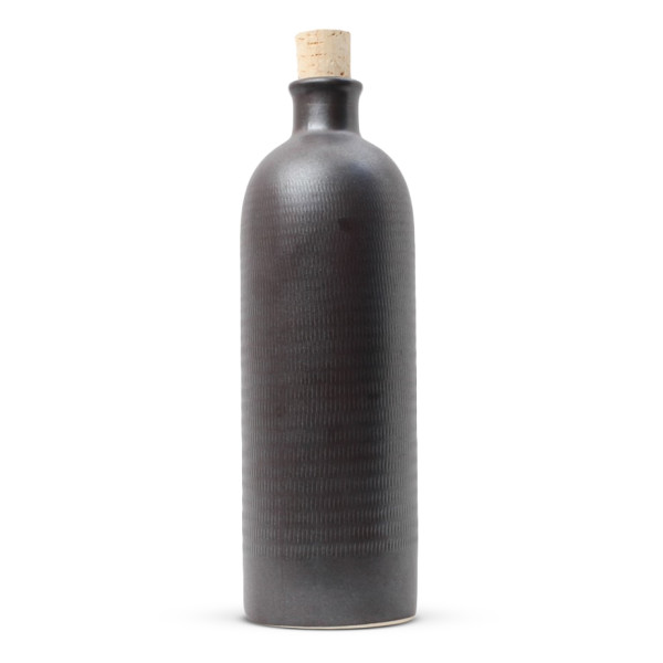 Ion Bottle, Shigaraki-Ware, Radium Ore, Japan