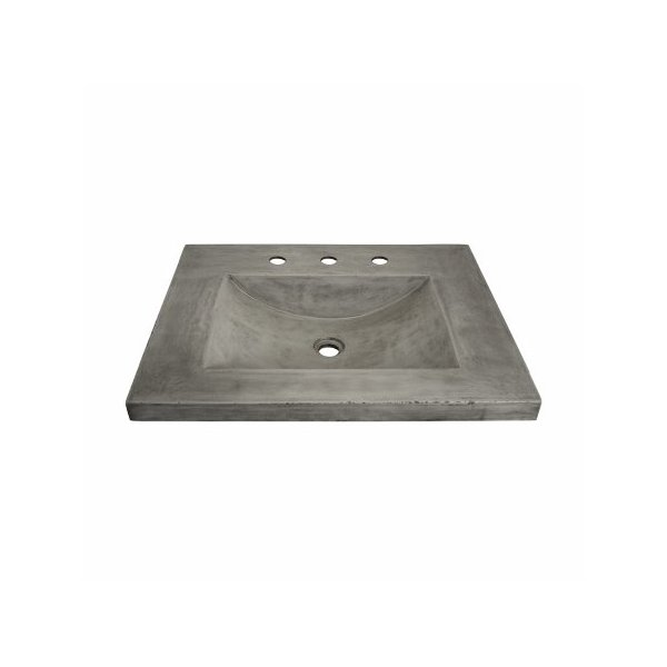 Native Trails Palomar 24 in. Vanity Top with Integral Sink