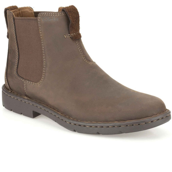 Clarks Men's Stratton Hi Chelsea Boot