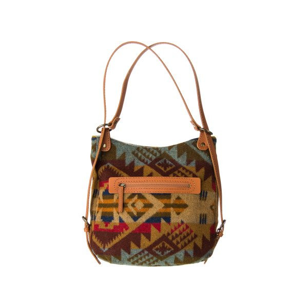 Pendleton Backpack Purse