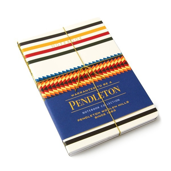 Pendleton Notebook Collection, Set of 3