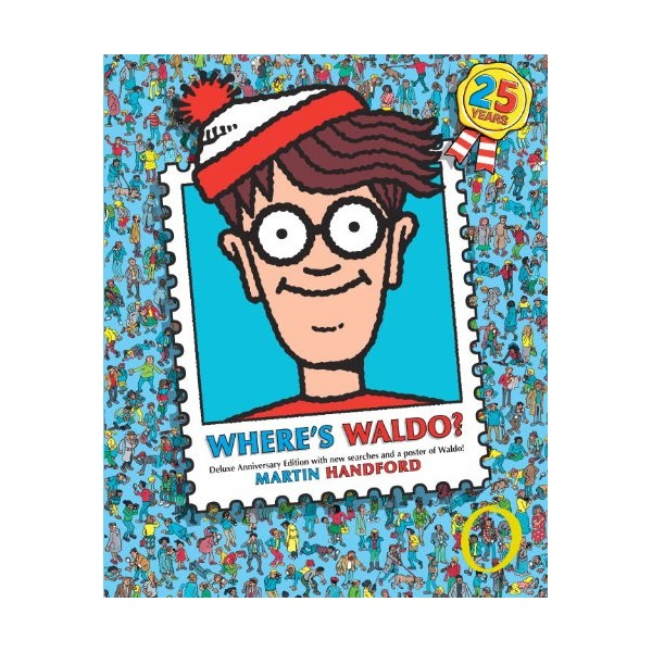 Where's Waldo?: Deluxe Edition