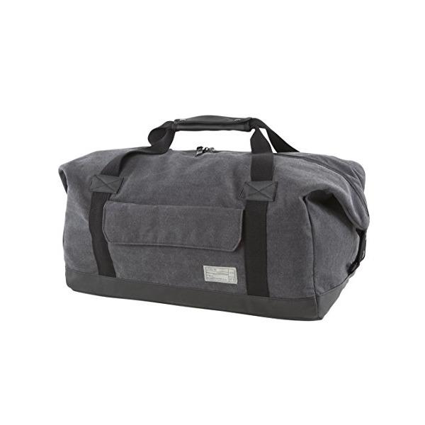 HEX Relay Duffel Bag (Charcoal Canvas)