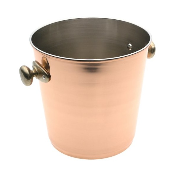 Old Dutch 7-1/2-Inch Copper Wine Chiller