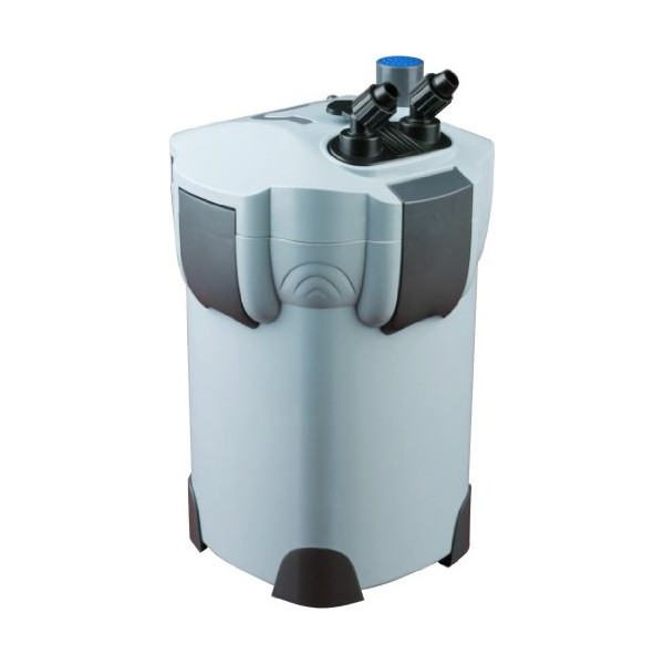 ZenBlue HW402A Multi-Stage 264GPH Aquarium Canister Filter for Tanks up to 75 Gallons
